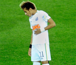 Neymar voted South America`s Footballer of Year