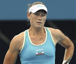 Australian Open: Stosur out in 1st round