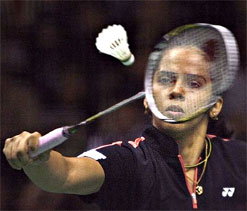 Saina will look to make a winning start in 2012