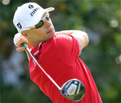 Crane soars into a tie for the lead at La Quinta