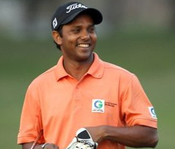 Chowrasia shoots one-under; moves up to 19th