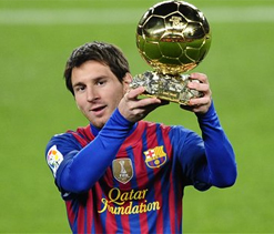 Messi the greatest now: Gullit