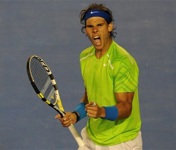 Nadal in umpire blast after line-call row