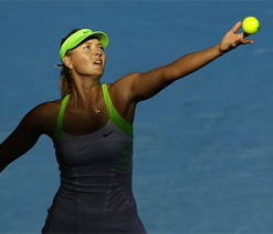 Sharapova feared career was over