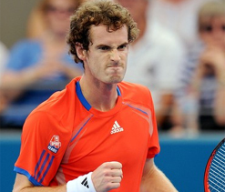Murray batters Baghdatis in Brisbane quarters