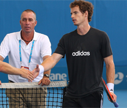 Lendl might be Murray`s missing ingredient- McEnroe