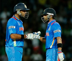 ICC T20 World Cup 2012: India vs Pakistan - Statistical highlights