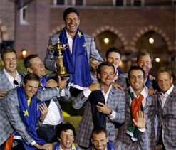 Ryder Cup: Europe stuns USA with a sensational comeback to win the title