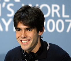 Kaka to feature in four-pronged Brazil attack