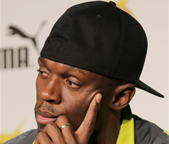 Usain Bolt`s future may be in football