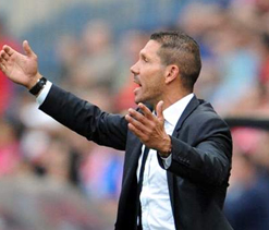 I would never coach Real Madrid: Simeone