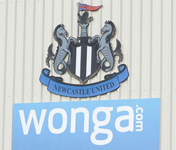 Newcastle's Muslim players told not to play in Wonga tops due to Sharia law breach