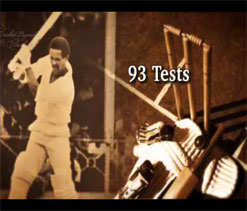 Gary Sobers' historic 'six sixes in over' ball up for sale