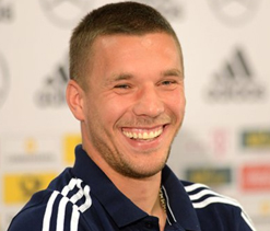 I`ll play left back for Germany if I have to: Podolski