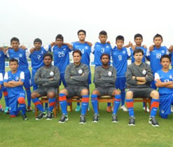 India held 1-1 by Japanese club in U-14 SAARC tourney