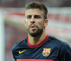 Pique reignites war of words with Mourinho