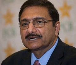 Pakistan team gets backing of PCB chairman