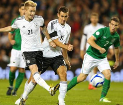 Germany 6-1 Ireland: Reus stars as Low`s men produce ruthless display