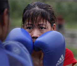 Mary Kom advocates training in lifesaving techniques