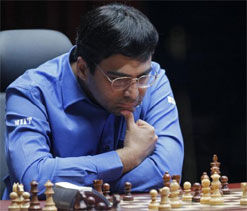 Viswanathan Anand signs off with another draw; finishes fifth