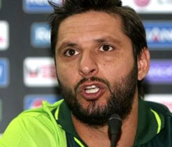 Shahid Afridi`s press conference put off by PCB