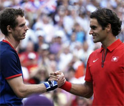 Murray ousts Federer to join Djokovic in Shanghai final
