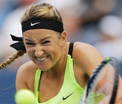 Azarenka downs Goerges in Linz final