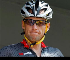 Biographer exposes murky truth about Armstrong's drug bus in new book!