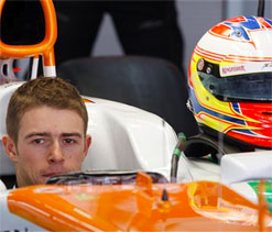 'Di Resta's F1 future safe at Force India,' says Robert Fernley