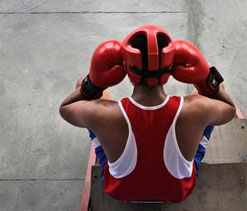 Boxers leave for Uzbekistan exposure tour