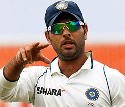 I wasn`t trying to prove a point to anyone, says Yuvraj
