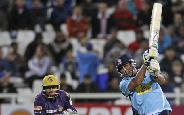 Champions League T20 2012: Kolkata Knight Riders vs Auckland Aces - As it happened...