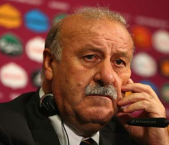 France clashes will decide our fate: Del Bosque