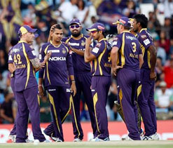Sunil Narine admits KKR were under pressure