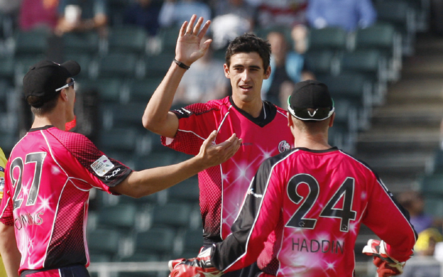 CLT20 2012: Sydney Sixers vs Highveld Lions - As it happened...