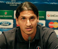 PSG already better than AC Milan: Ibrahimovic