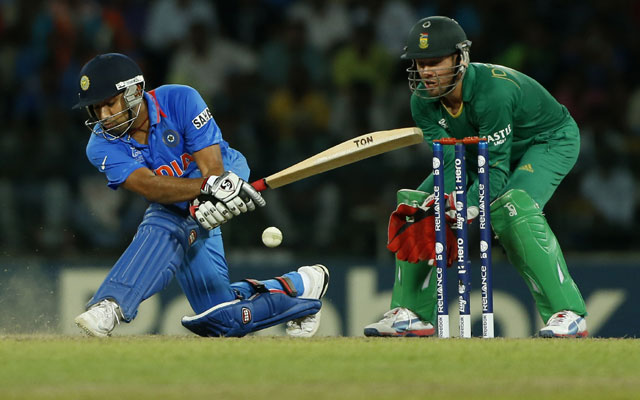 ICC T20 World Cup 2012: India vs South Africa-As it happened...