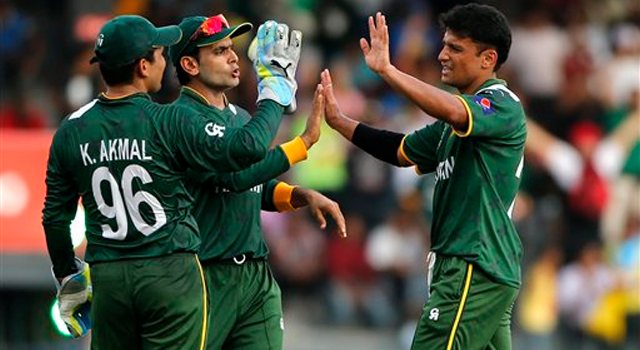 ICC T20 World Cup 2012: Pakistan vs Australia- As it happened...