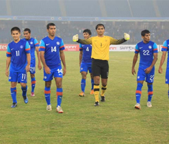 31 probables named for India`s football friendly