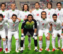 Iran eyes qualification for 2014 World Cup: Coach