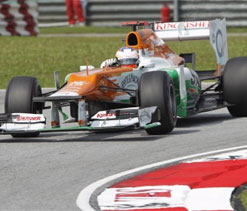 Indian GP expected to be a bigger success