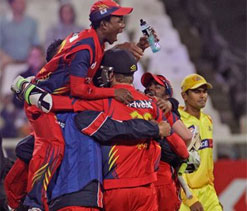 Champions League T20 2012: Highveld Lions defeat Yorkshire by 5 wickets, enter semis