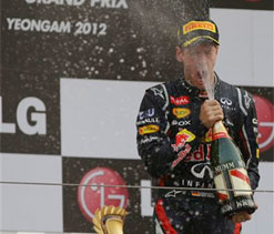 Sebastian Vettel aims to win Indian GP
