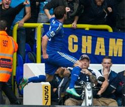 Tottenham 2-4 Chelsea: Marvellous Mata inspires Chelsea comeback