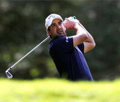 Shiv Kapur best Indian at Indian Open, ends fourth