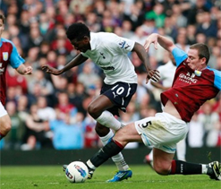 Adebayor maybe on brink of quitting Tottenham Spur