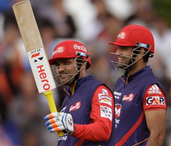 CL T20: Sehwag, Agarkar keep Daredevils in hunt for semis berth