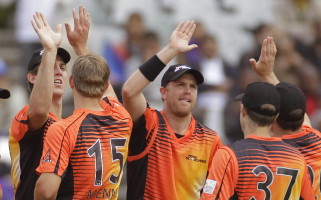 Champions League T20 : Auckland Aces vs Perth Scorchers - As it happened..