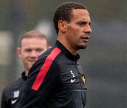 Man Utd look to slash Ferdinand salary with new deal