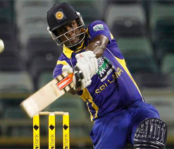 Mathews named Sri Lanka`s T20 captain